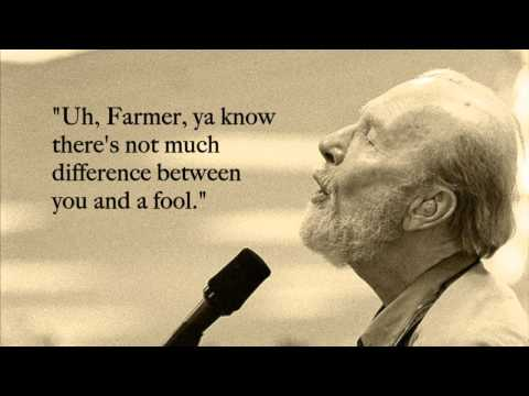 Arkansas Traveler by Pete Seeger