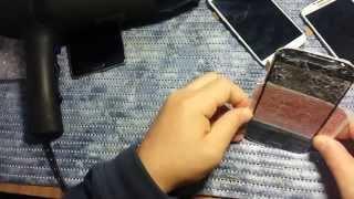 Samsung Galaxy S4 Glas, Rahmen wechseln замена стекла, рамки, сенсорных кнопок(, 2015-11-12T14:37:39.000Z)