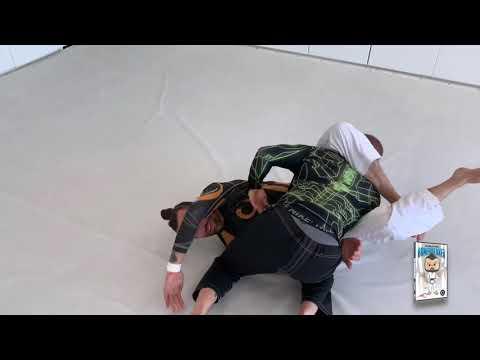 When Jiu-Jitsu Attacks! From BJJ After 40 Black Belt Mike 'Spider Ninja' Bidwell