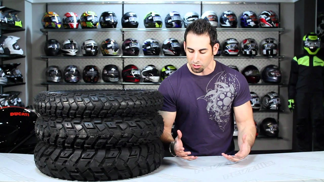 Honda Grom Review >> Heidenau K60 Scout Tires Review at RevZilla.com - YouTube