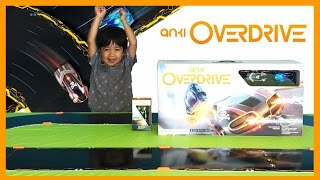 ANKI OVERDRIVE Robot Race Cars Family Fun Robotic Supercars Game Play Ryan ToysReview