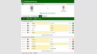 ПАОК Гранада Прогноз и обзор матч на футбол 10 декабря 2020 Лига Европы Тур 6