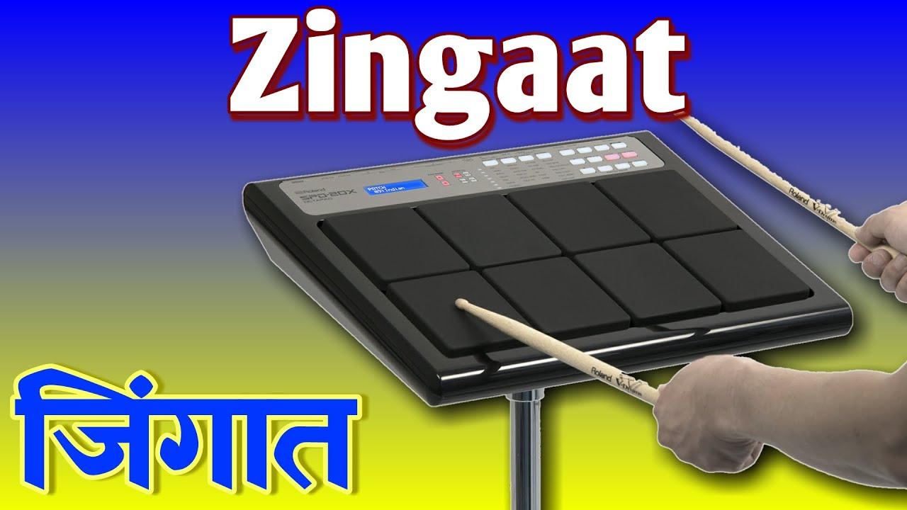Zingaat | Octapad New Patch Editing SPD 20 & SPD 20X | जिंगात ओक्टापैड पैच एडिटिंग | Marathi Octapad
