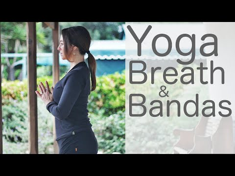 9 Minute Breath and Bandhas Yoga With Fightmaster Yoga