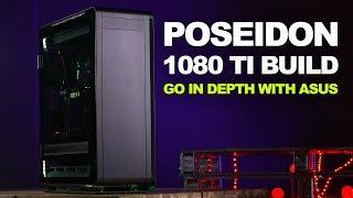 Liquid Build: ASUS ROG GTX 1080 Ti Poseidon + EKWB + Phanteks Elite