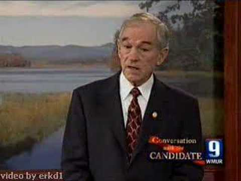 Ron Paul talks about Dennis Kucinich
