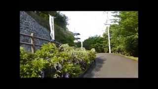 香山寺-中村(四万十市)で一番高い場所へ行ってきた・2014-4-24