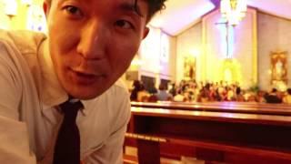 【フィリピン留学#75】#1OCT2016#Manilaで友達の結婚式に参加!!