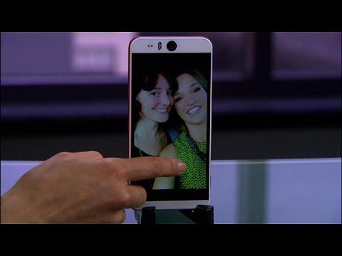 El HTC Desire Eye es el mejor celular para