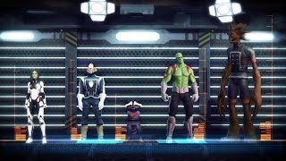 MARVEL HEROES 2015 Guardians of the Galaxy Trailer