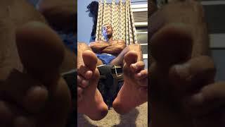 Master Zobi Stone dirty feet on niteflirt(click on description below)