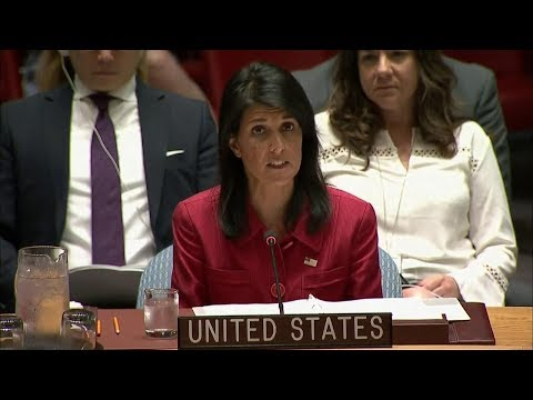 UN Emergency Security Council Meeting On North Korea