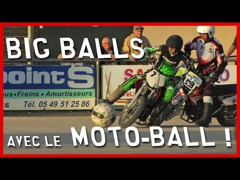 Big Balls avec le Moto-Ball ! (English Subtitles)