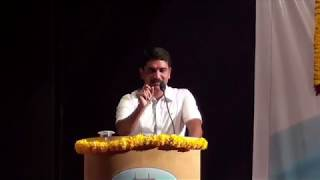 Vishwas Nangare Patil Speech Part 4