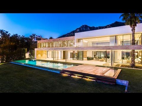 New Modern Villa in Sierra Blanca, Marbella | 10.000.000€