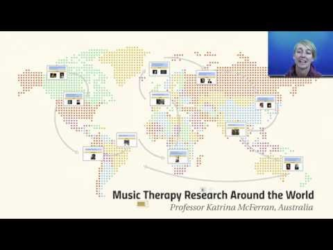Music Therapy Research Around the World