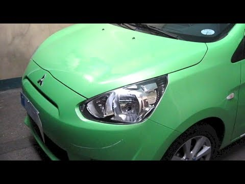 2013 Mitsubishi Mirage GLS Start Up, Exhaust, and In Depth Tour / Review