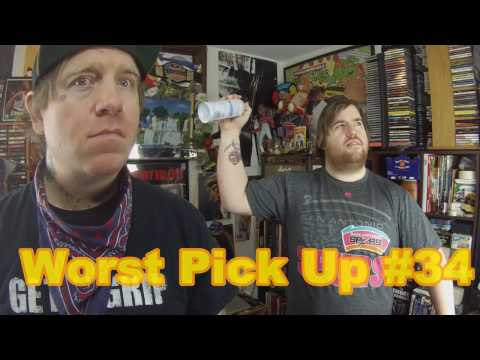 worst pick up #34 Gamecube games and a cat attack.