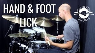 Hand & Foot Combinations '3's' /// Play Better Drums w/ Louie Palmer