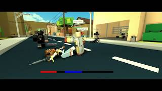 One Punch Man On The Streets Roblox ft. Keithevan (en)
