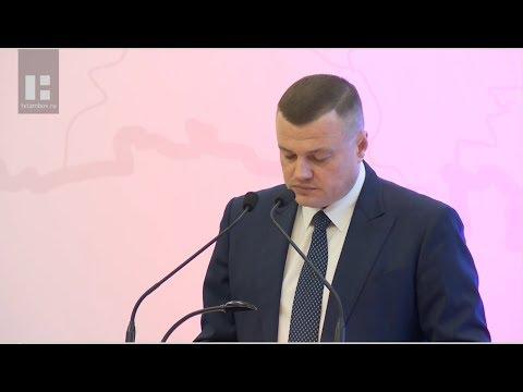 Отчет Главы Администрации Тамбовской области Александра Никитина