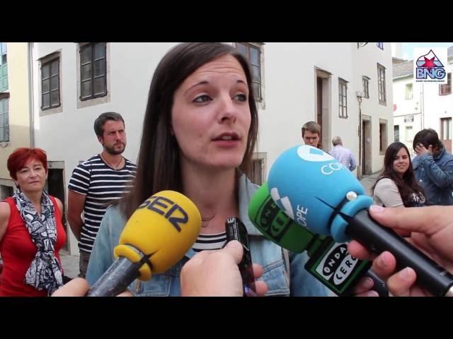 """(31-8-2016) """"A Tinería reflexa o abandono no que Feijoo deixou a Lugo"""""""