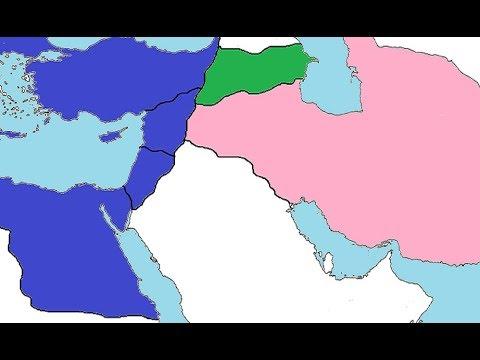 Mark Antony Invasion of Parthia