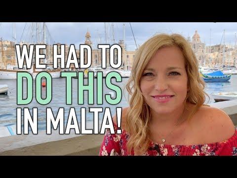 MSC Meraviglia Europe Cruise Review: Malta
