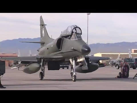 Nellis AFB Contracts Adversary Support