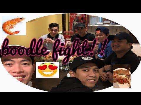 Boodle Fight @ ALSHATIRA Filipino Chinese Restaurant| Jeddah + MUKBANG!