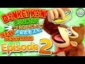 Donkey Kong Country Tropical Freeze Gameplay Walkthrough - Episode 2 - World 1 Lost Mangroves!