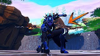 GET FULLY UNDER LOOT LAKE BY USING THIS NEW WALLBREACH GLITCH IN FORTNITE! (Fortnite BR Glitches)