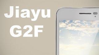 Видео обзор 4.3 дюймового телефона / смартфона Jiayu G2f(Вашему вниманию предлагается обзор на русском языке бюджетного китайского смартфона Jiayu G2F. Телефон получи..., 2014-07-08T15:12:34.000Z)