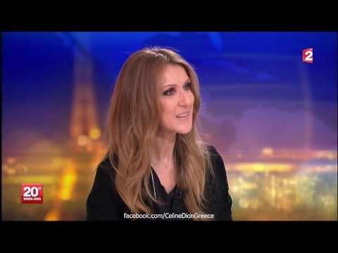 Celine Dion interview sur France 2 [celine-dion.fr]