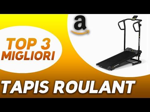 ✅ TOP 4: Miglior Tapis Roulant Qualità Prezzo 2020