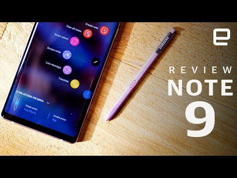 Samsung Galaxy Note 9 Review: Lives up to the Hype