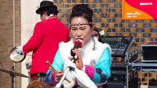 가요무대를 향한 방그리품바가수(금주)팬카페창단식 서울 …