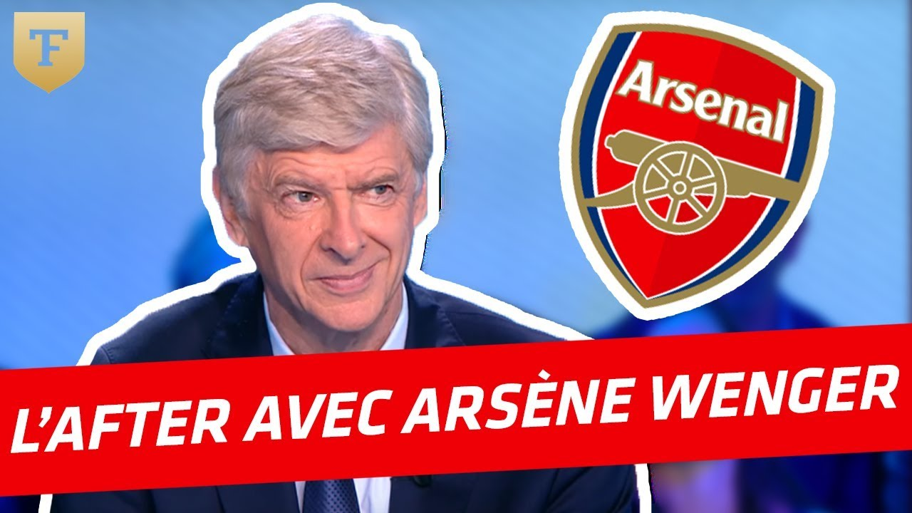 Téléfoot, l'After du 3 septembre avec Arsène Wenger