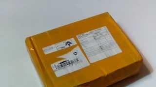 Смартфон JiaYu G6 / Розпакування посилки з Китаю / Aliexpress