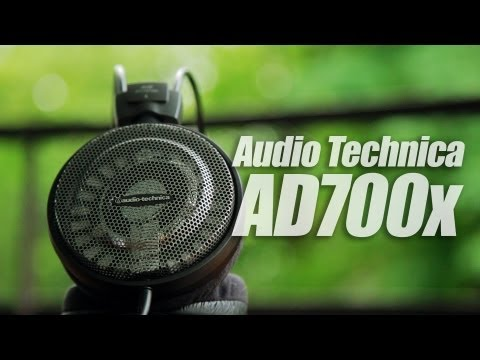 Audio Technica ATH-AD700x Headphones Review