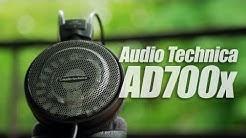 Audio Technica ATH-AD700x Headphones Review