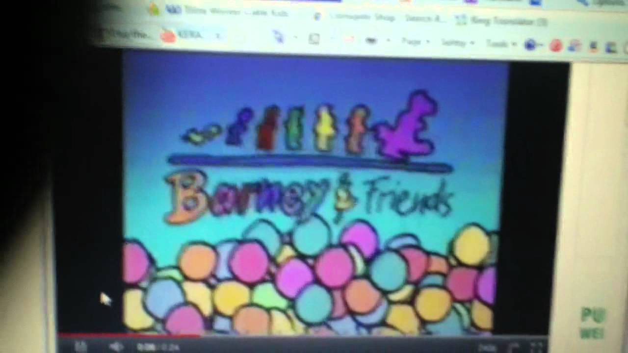barney u0026 friends coming up next promo time warner cable kids 2
