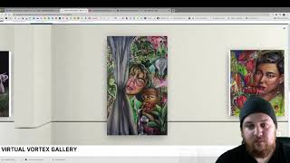 How To Make a Virtual Online Gallery using Kunstmatrix