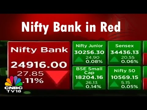 Nifty Bank in Red | HDFC Q4 GNPAs Stable | Bazaar Open Exchange (Part 2) | CNBC TV18