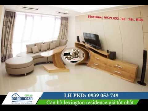 căn hộ lexington residence 2pn 3pn giá tốt nhất [Batdongsan.com.vn]
