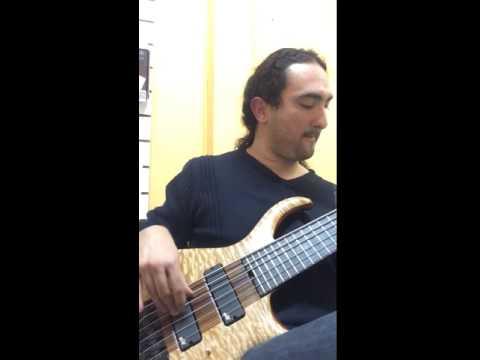 Aguilar obp3 pickups DCB - Groove 1