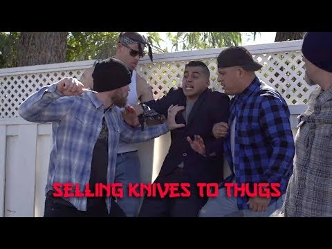 Selling Knives to Thugs   David Lopez