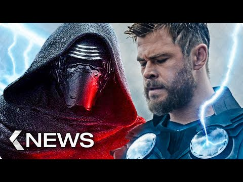 The Lord of the Rings Series, New Star Wars Project, John Cena's Role... KinoCheck News