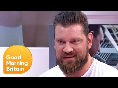 The Friendliest Dutch Giant | Good Morning Britain