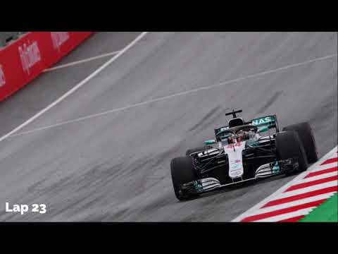 Lewis Hamilton's struggles on team radio & James Vowles' apology - F1 2018 Austria